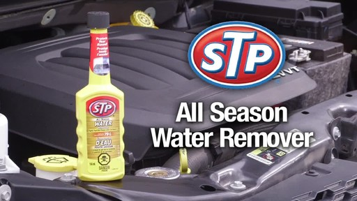 STP All Season Water Remover - image 1 from the video