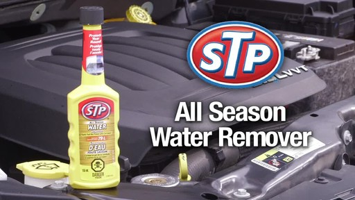 STP All Season Water Remover - image 2 from the video
