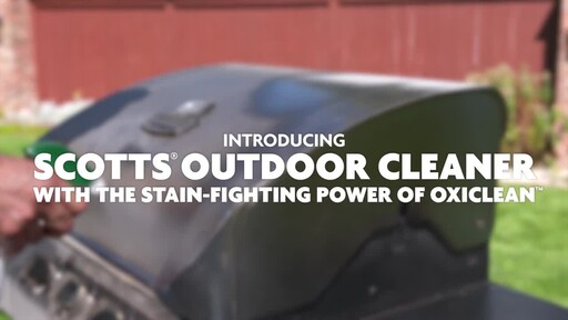 Scotts Ready-To-Use Oxi Outdoor Cleaner - image 3 from the video