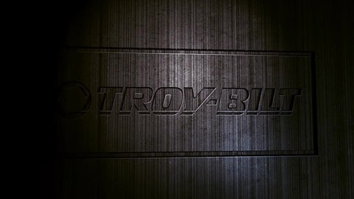 Troy-Bilt Tractor  - image 1 from the video