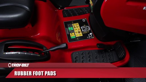 Troy-Bilt Tractor  - image 5 from the video