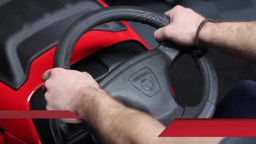 Troy-Bilt Tractor  - image 6 from the video