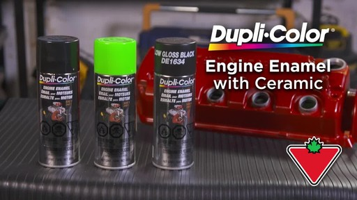 Dupli-Color Engine Enamel with Ceramic - image 1 from the video