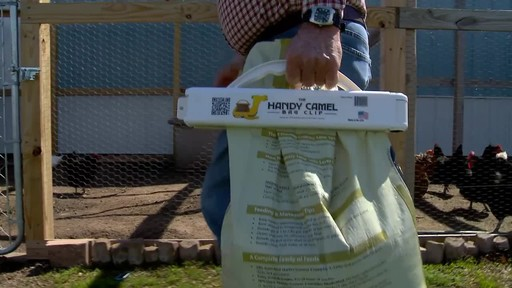 The Handy Camel Bag Clip - image 7 from the video