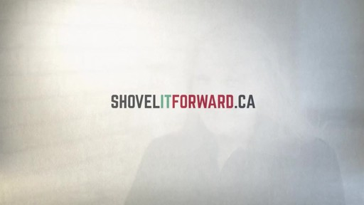 Reaction to Shovels it Forward from Canadian Tire  - image 10 from the video