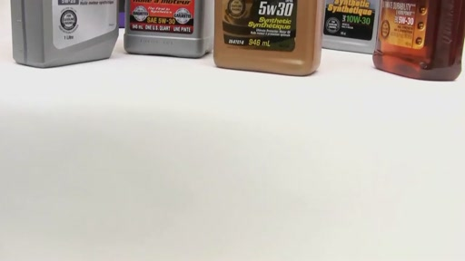 Synthetic Oil Basics - image 1 from the video