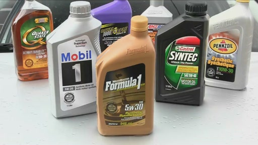 Synthetic Oil Basics - image 10 from the video