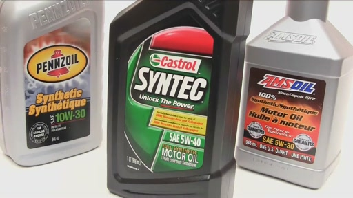 Synthetic Oil Basics - image 2 from the video