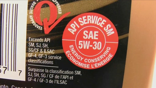 Synthetic Oil Basics - image 6 from the video