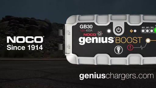 Discover Your Independence: NOCO Genius Boost, Lithium Ion Jump Starter - image 10 from the video