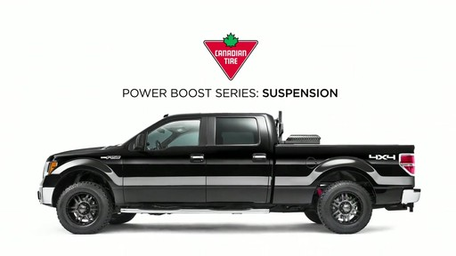 Suspension - Power Boost Series - image 1 from the video