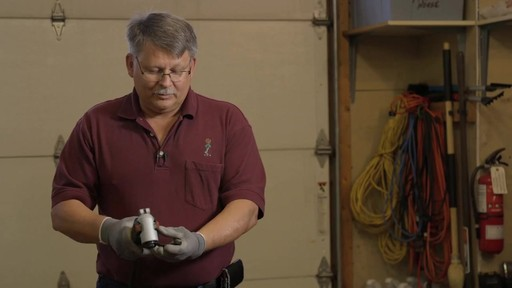Rockwell Sonicrafter F50 4A Oscillating Mult-Tool- Frank's Testimonial - image 8 from the video