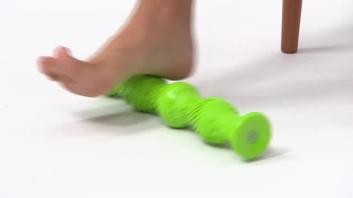 Gaiam Restore Dual Foot Roller - image 5 from the video