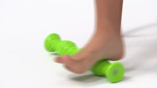 Gaiam Restore Dual Foot Roller - image 6 from the video