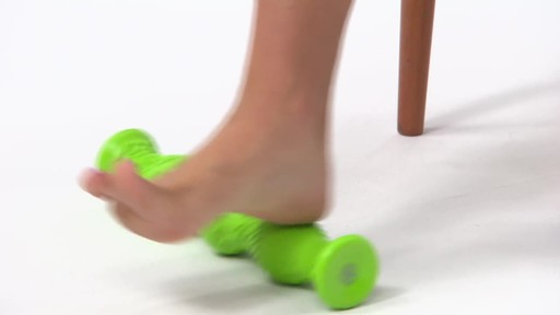 Gaiam Restore Dual Foot Roller - image 7 from the video