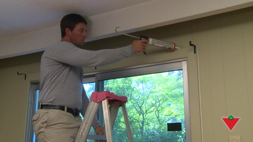 How to Apply Interior Caulking - image 1 from the video