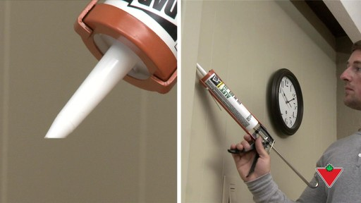 How to Apply Interior Caulking - image 4 from the video