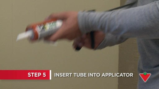 How to Apply Interior Caulking - image 5 from the video