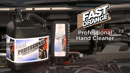 Permatex Fast Orange Professional Pumice Hand Cleaner - image 10 from the video