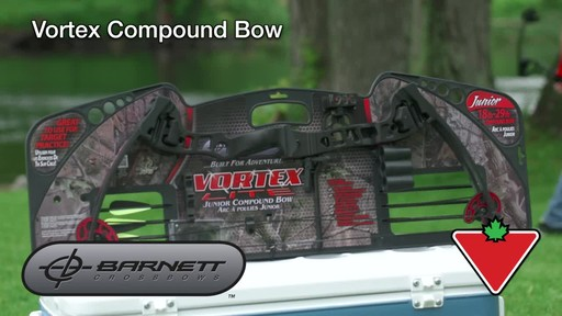 Barnett Vortex Compound Bow - image 1 from the video