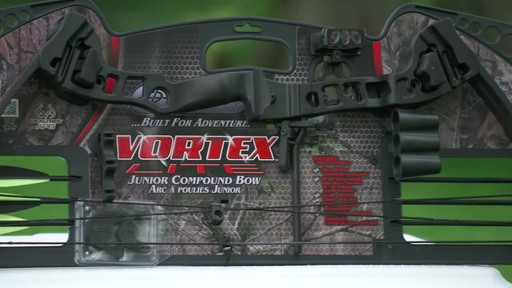Barnett Vortex Compound Bow - image 8 from the video
