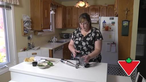 Cuisinart SmartStick® Hand Blender - Dominique's Testimonial - image 2 from the video