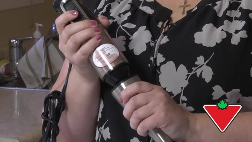 Cuisinart SmartStick® Hand Blender - Dominique's Testimonial - image 7 from the video