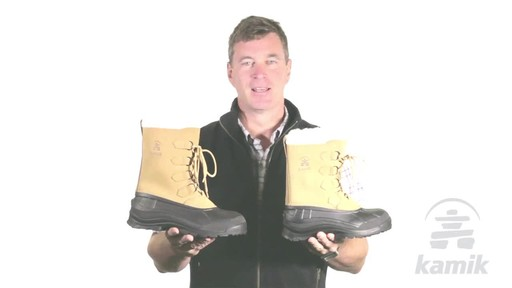 Kamik Quest Winter Boot - image 1 from the video