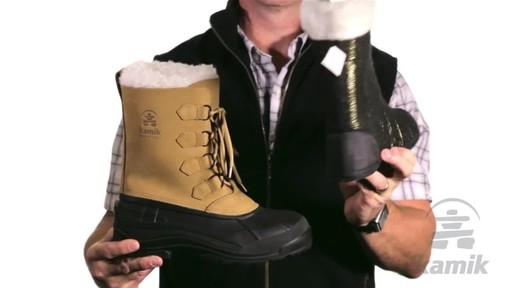 Kamik Quest Winter Boot - image 5 from the video
