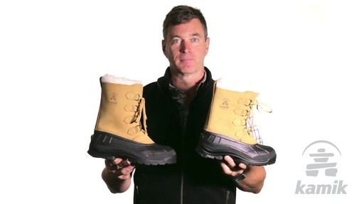 Kamik Quest Winter Boot - image 9 from the video