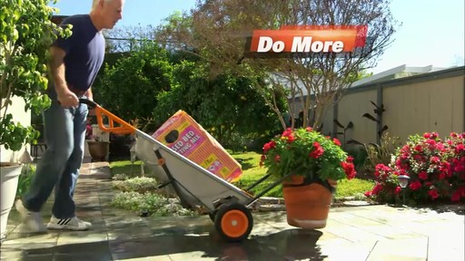 WORX Aerocart - image 1 from the video