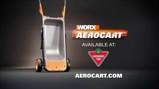 WORX Aerocart - image 10 from the video