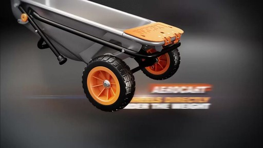 WORX Aerocart - image 3 from the video