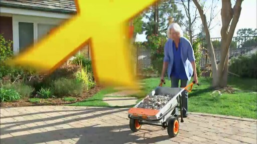 WORX Aerocart - image 4 from the video