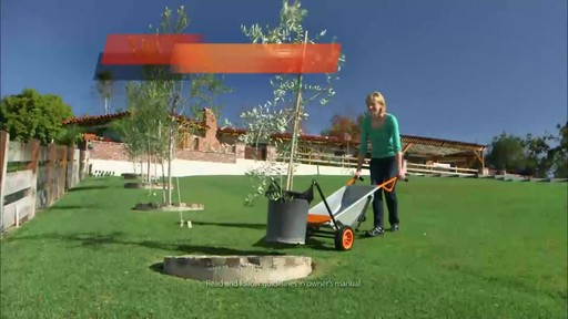 WORX Aerocart - image 9 from the video