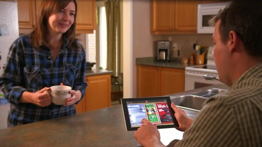 The Canadian Tire iPad app: Tips and Features - image 1 from the video