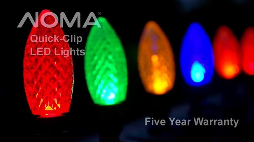 ... Bright C6 LED Quick Clip Christmas Lights » English | Canadian Tire