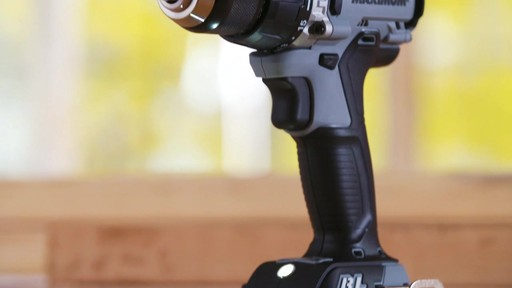 MAXIMUM 20V Brushless Drill Driver - image 1 from the video