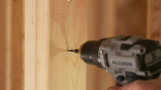 MAXIMUM 20V Brushless Drill Driver - image 3 from the video