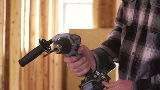 MAXIMUM 20V Brushless Drill Driver - image 7 from the video