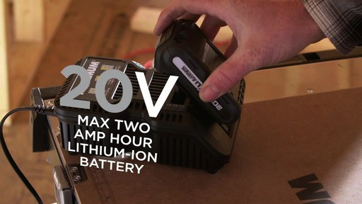 MAXIMUM 20V Brushless Drill Driver - image 8 from the video