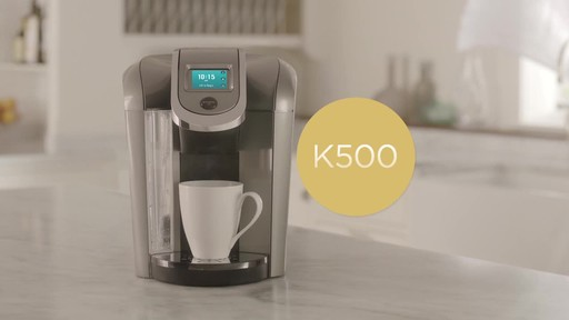 Keurig Coffee Maker At Canadian Tire : Introducing Keurig 2.0 K500 English Canadian Tire