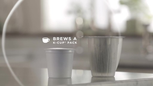 Introducing Keurig 2.0 K500 - image 3 from the video