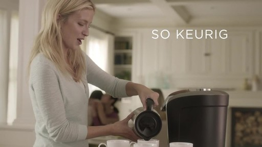 Introducing Keurig 2.0 K500 - image 4 from the video