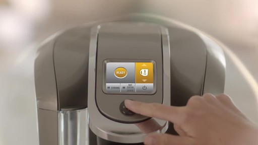 Introducing Keurig 2.0 K500 - image 5 from the video