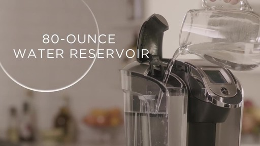 Introducing Keurig 2.0 K500 - image 6 from the video