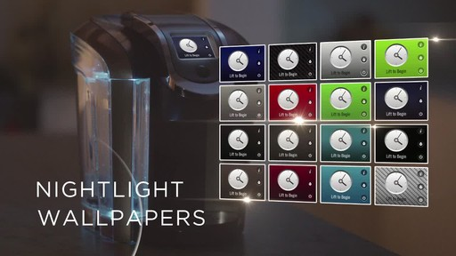 Introducing Keurig 2.0 K500 - image 8 from the video
