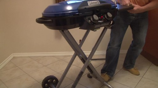 Coleman Excursion Portable Gas Grill - Greg's Testimonial - image 4 from the video