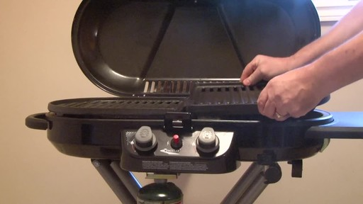 Coleman Excursion Portable Gas Grill - Greg's Testimonial - image 8 from the video