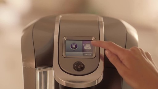 Keurig Coffee Maker At Canadian Tire : Keurig 2.0- Using the Favourites Setting English Canadian Tire